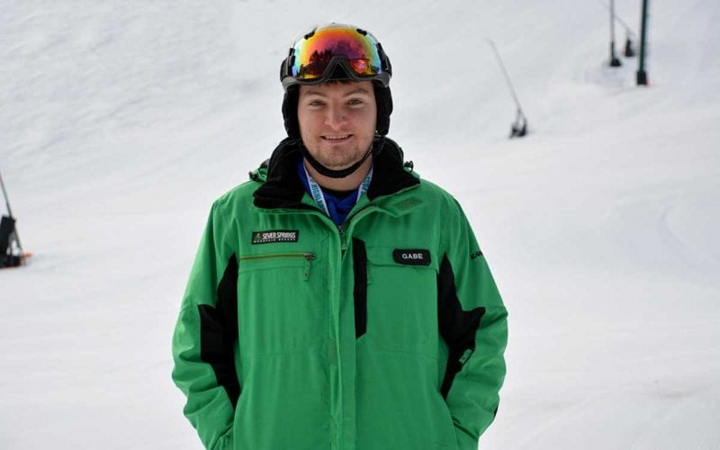 Gabe Perl - Skier - Tiny Tots' Instructor