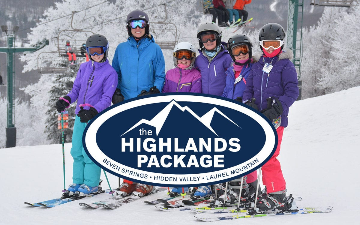 the highlands package | seven springs mountain resort | pa