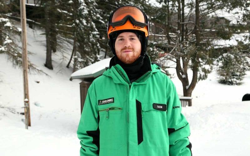 Ian Davis - Skier - Tiny Tots' Instructor