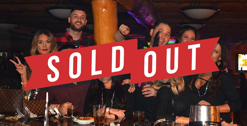 Matterhorn NYE Party SOLD OUT