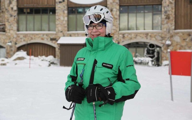 Maureen Fiore - Skier - Snowsports Instructor