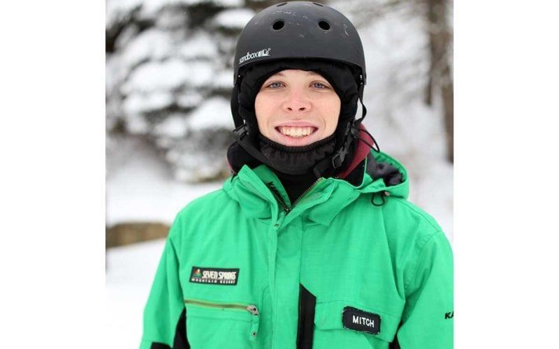 Mitch Pfeifer - Skier - Tiny Tots' Instructor