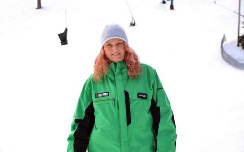 Natalie Hooker - Skier - Tiny Tots' Instructor