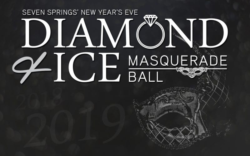 Diamond and Ice Masquerade Ball Package