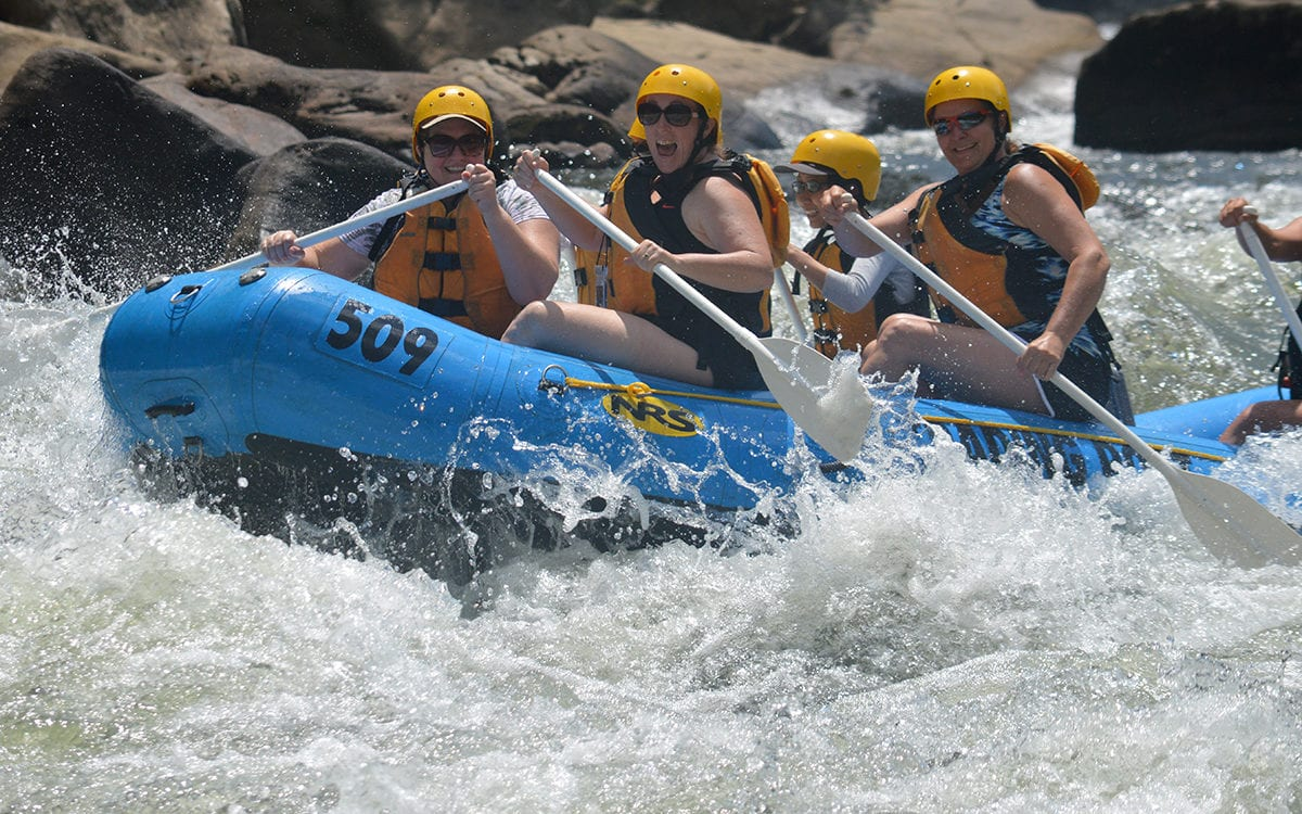 Ohiopyle & Whitewater Rafting