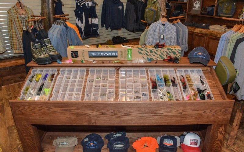 Orvis Retail Shop