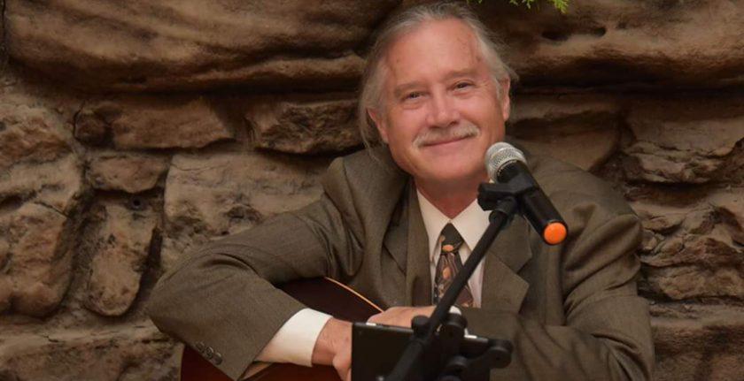 Musician Ray Christiansen