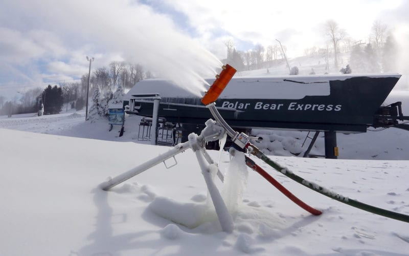 Snowmaking Equipment