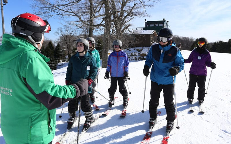 Group Snowsports Lesson