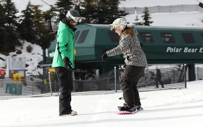 Adult Snowsports Lesson