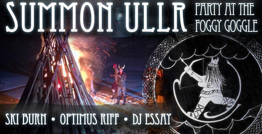 Summon Ullr Party