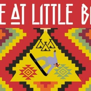 Battle at Little Big Air logo