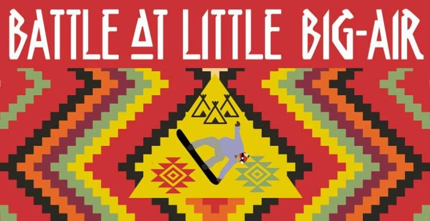 Battle at Little Big Air logo