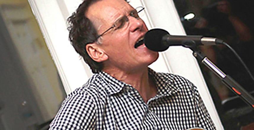 Musician Chuck Cantalamessa