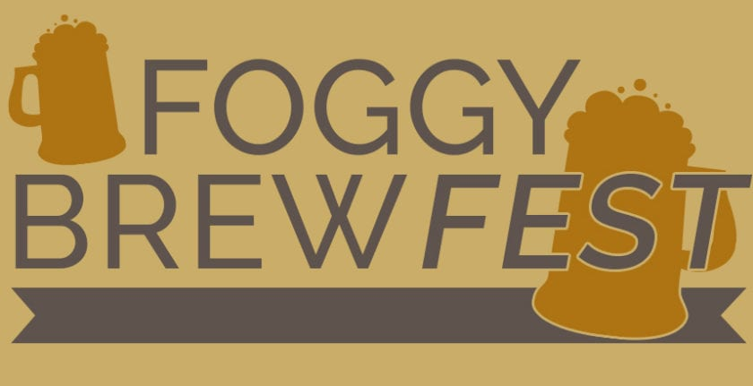 Foggy Brewsfest Logo