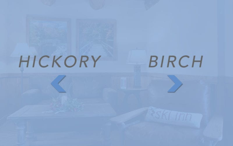 Hickory and Birch