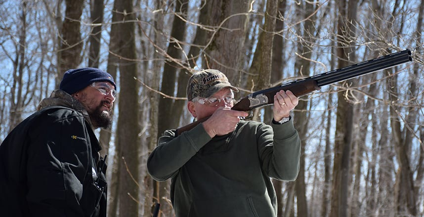 Jameson Shoot at Sporting Clays