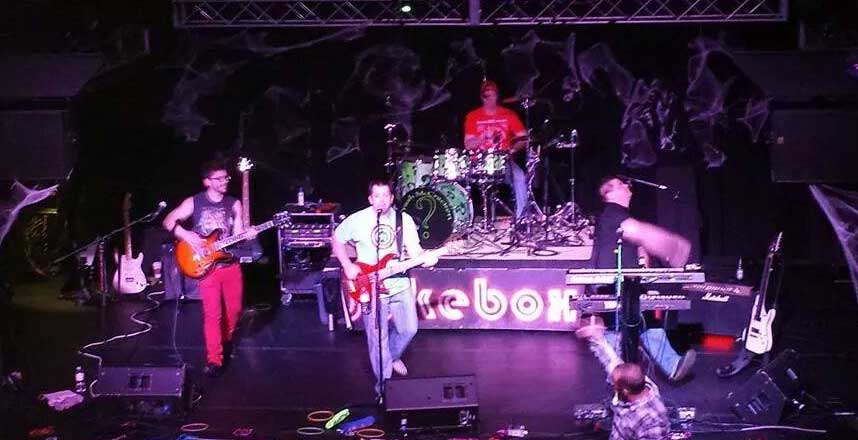 The band Jukebox