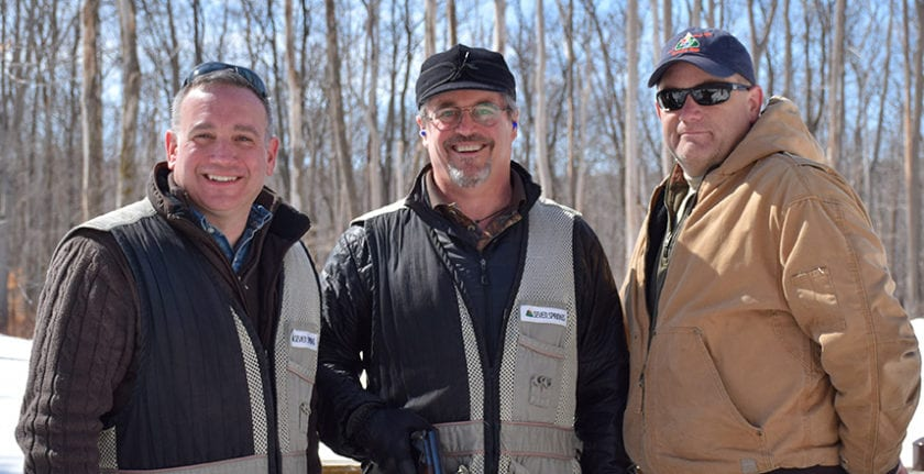 Winter Blast Sporting Clays Event