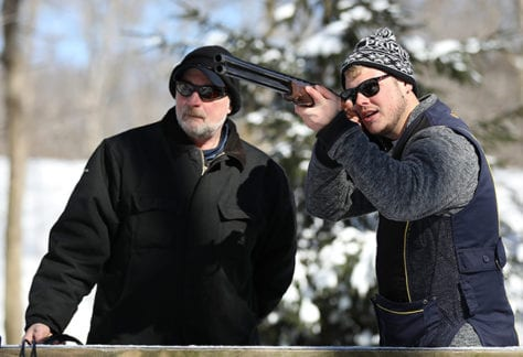 Winter Kick-Off Shoot at Sporting Clays