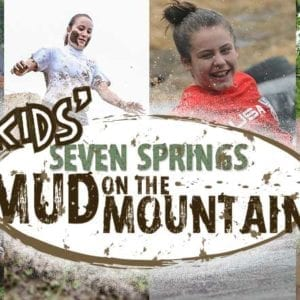 Kids Mud on the Mountain