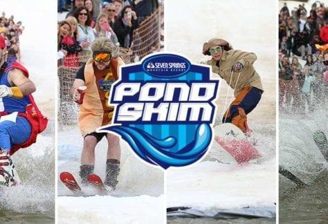 Pond Skim