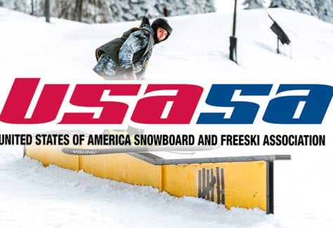 USASA Competition