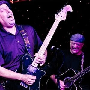 Dueling Guitars Comedy Show