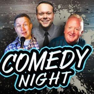 March Comedy Night
