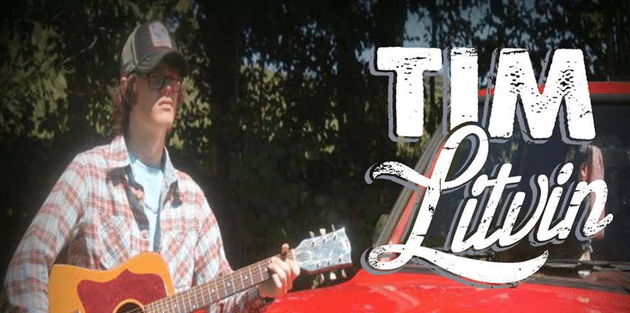 Musician Tim Litvin