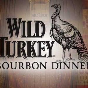 Wild Turkey Bourbon Dinner