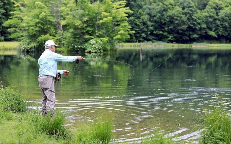 Fly Fishing | Seven Springs Mountain Resort | PA