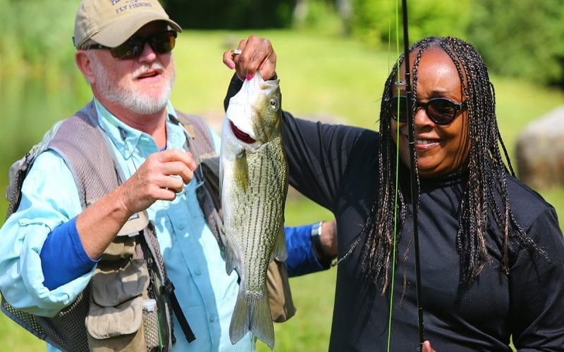 Fly Fishing at Seven Springs Mountain Resort