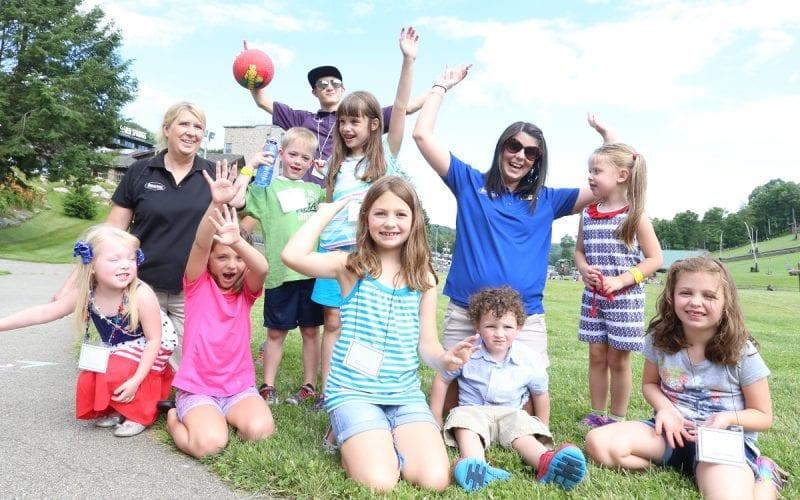 Kids' Adventure Camp at Seven Springs