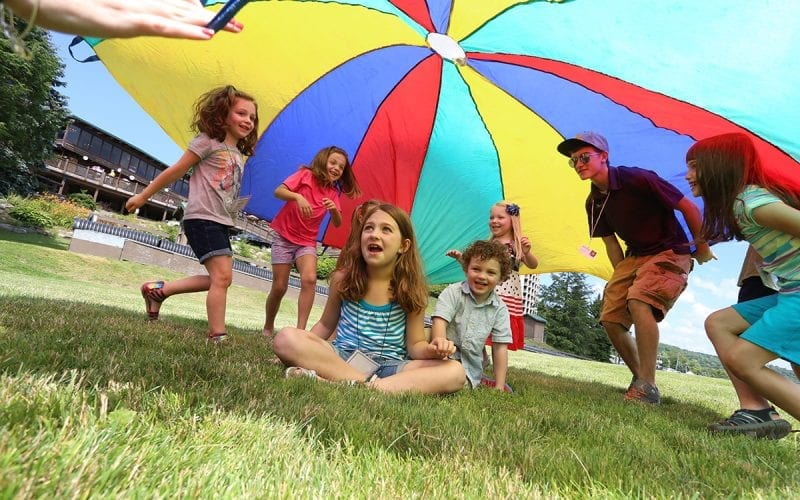 Kids' Adventure Camp at Seven Springs