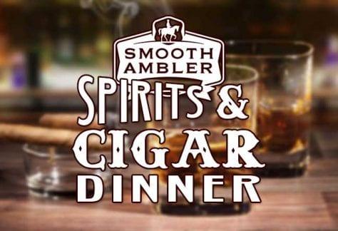 Smooth Ambler Spirits & Cigar Dinner