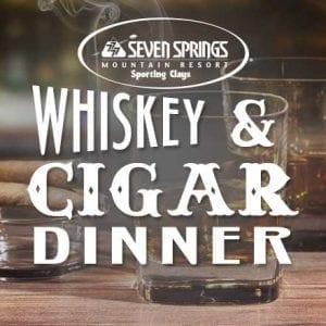 Whiskey and Cigar Dinner