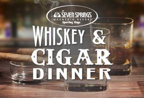 Whiskey and Cigar Dinner