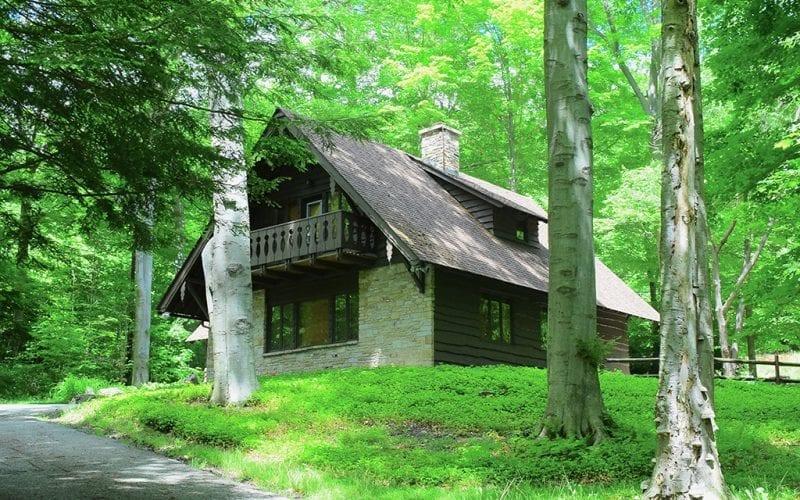Sassafras Cottage Exterior