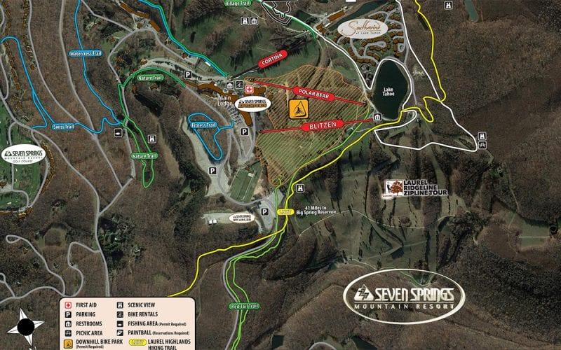 Hiking and Biking Trail Guide