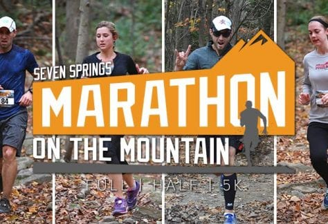 Marathon on the Mountain