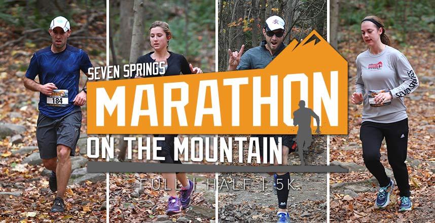 Marathon on the Mountain