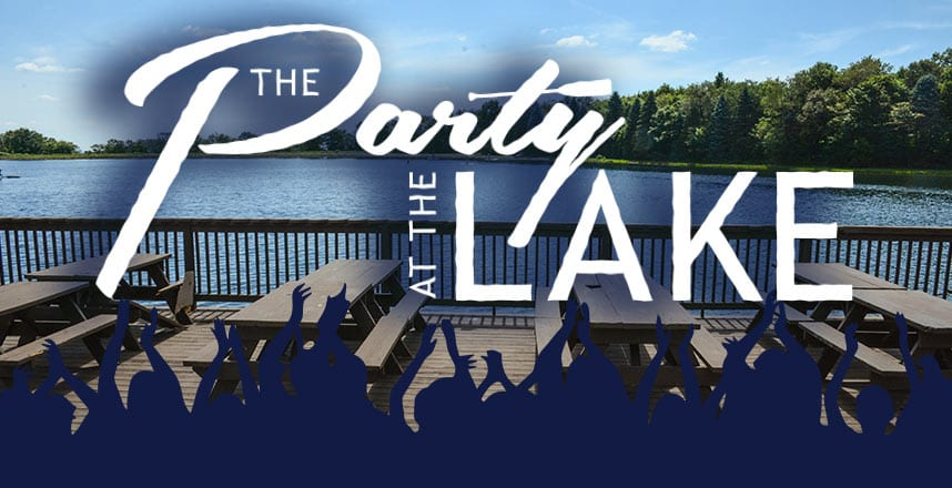 Party at the Lake