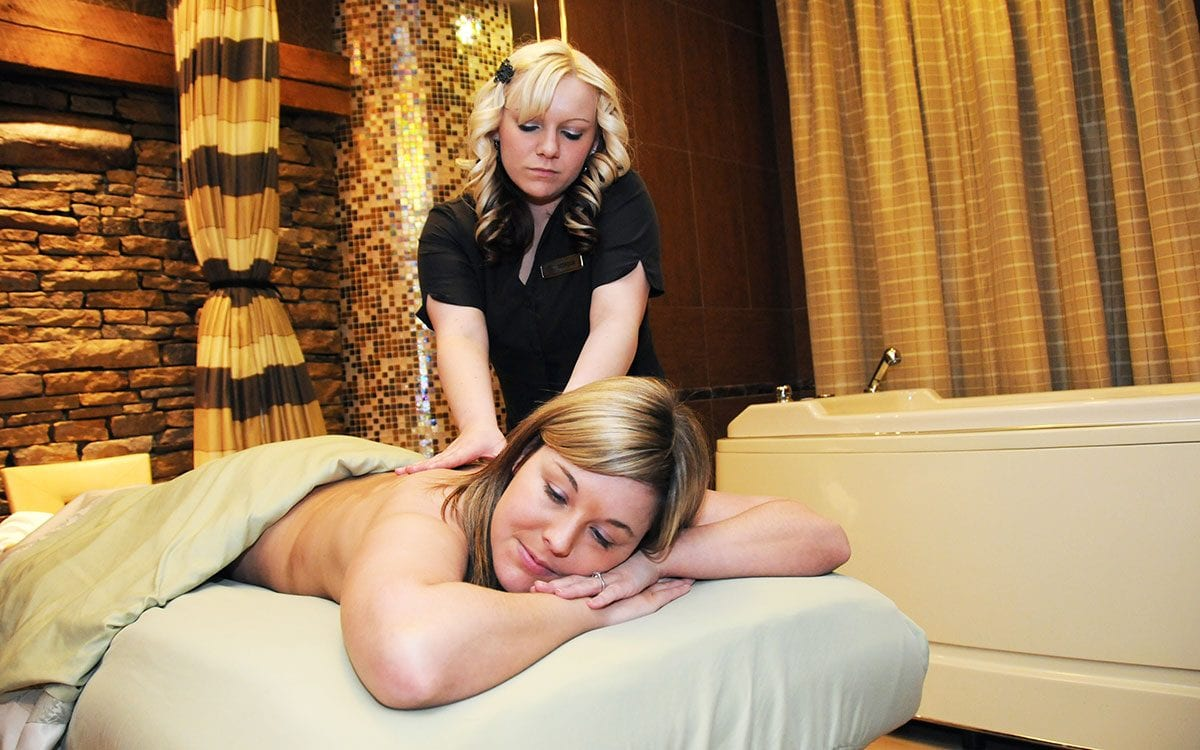 Massage at Trillium Spa