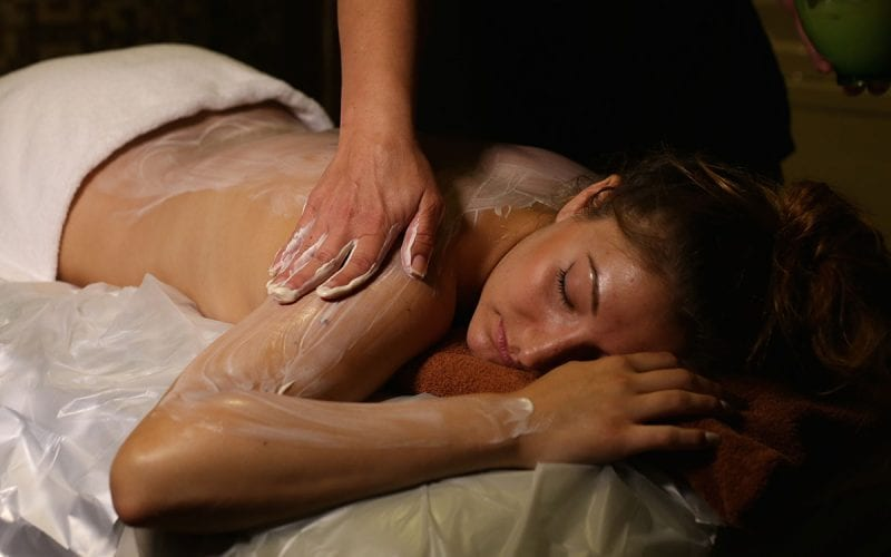 Body Treatment at Trillium Spa