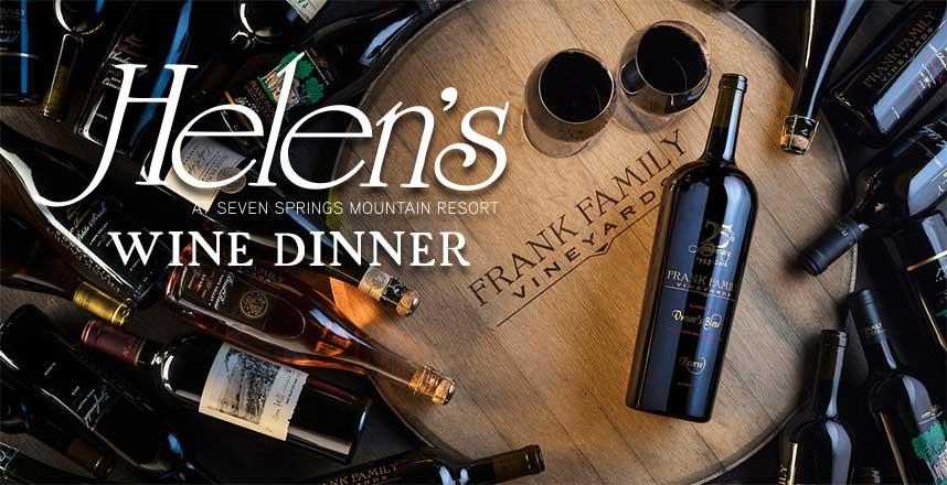 Frank Family Wine Dinner