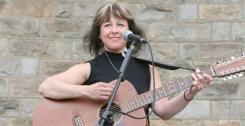 Musician Denise Baldwin