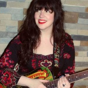Musician Jane West