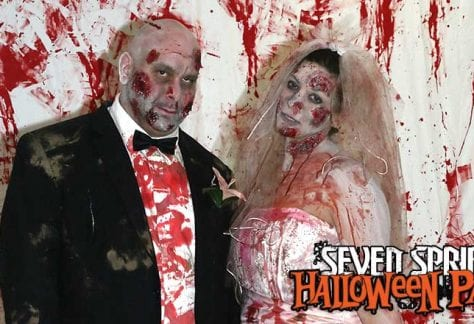 Halloween Party at Seven Springs