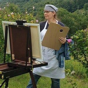 Plein Air Painting Workshop